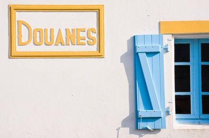 9/ Services. Le nouveau look de la Douane française