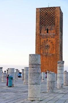 Déplacement d'Anne Hidalgo et Pierre Schapira à Rabat