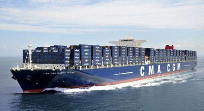 CMA CGM - Marco Polo