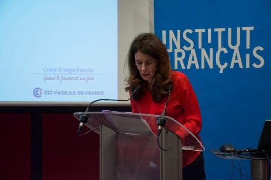 La plateforme de e-learning IFos veut promouvoir le français professionnel