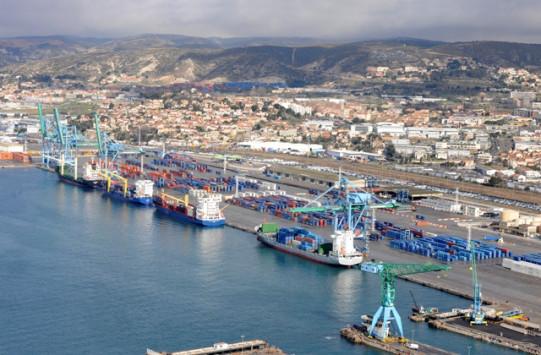 Transports / Maritime : le trafic 2018 de Marseille-Fos est stable, les chantiers d'infrastructures se poursuivent
