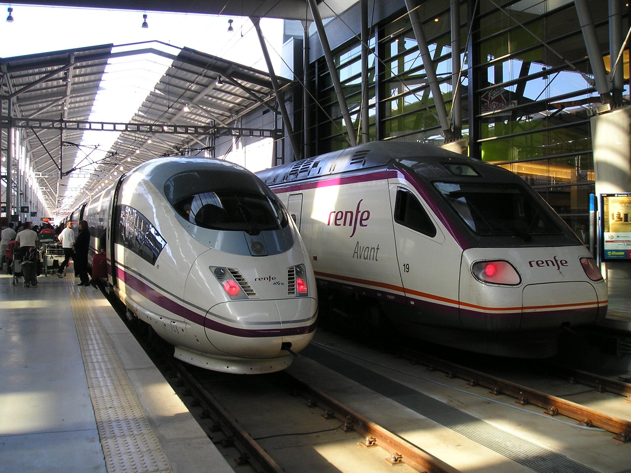 Espagne le secteur ferroviaire se porte bien l 39 export - Chambre de commerce franco espagnole ...