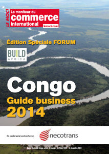 Couv TAP Congo