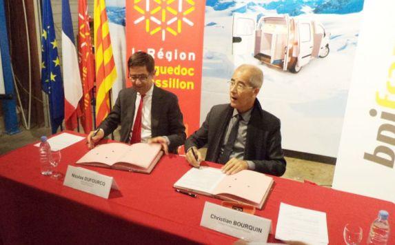 """Région : Bpifrance et la Région Languedoc-Roussillon créent un fonds """"Innovation Plus"""""""