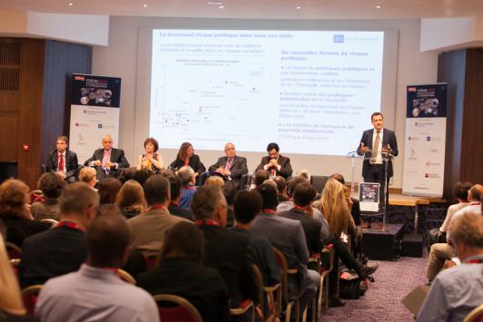 Forum Moci 2014 : le risque de faillite diminue mais le risque politique reste élevé