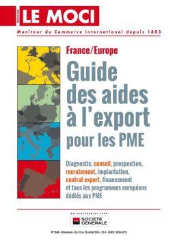 France-Europe : Guide des aides à l'export pour les PME (Moci)