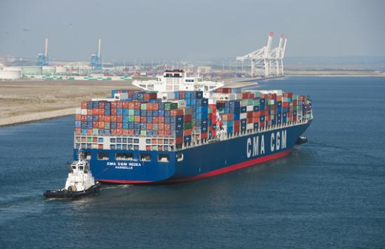 Iran / Export : les escales de porte-conteneurs vers l'Iran vont reprendre depuis le port du Havre