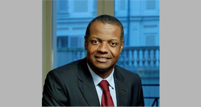 Ken Accajou directeur de la zone Afrique francophone et Madagascar d'Eurapharma (CFAO)
