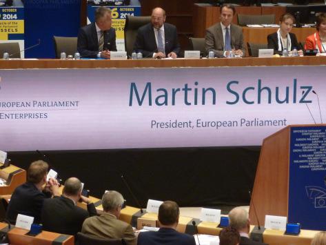 Parlement européen des entreprises : les PME veulent une Europe qui les soutienne