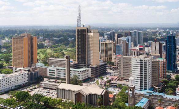 Afrique / Export : E. Macron met le Kenya et l'Éthiopie dans le viseur de la France