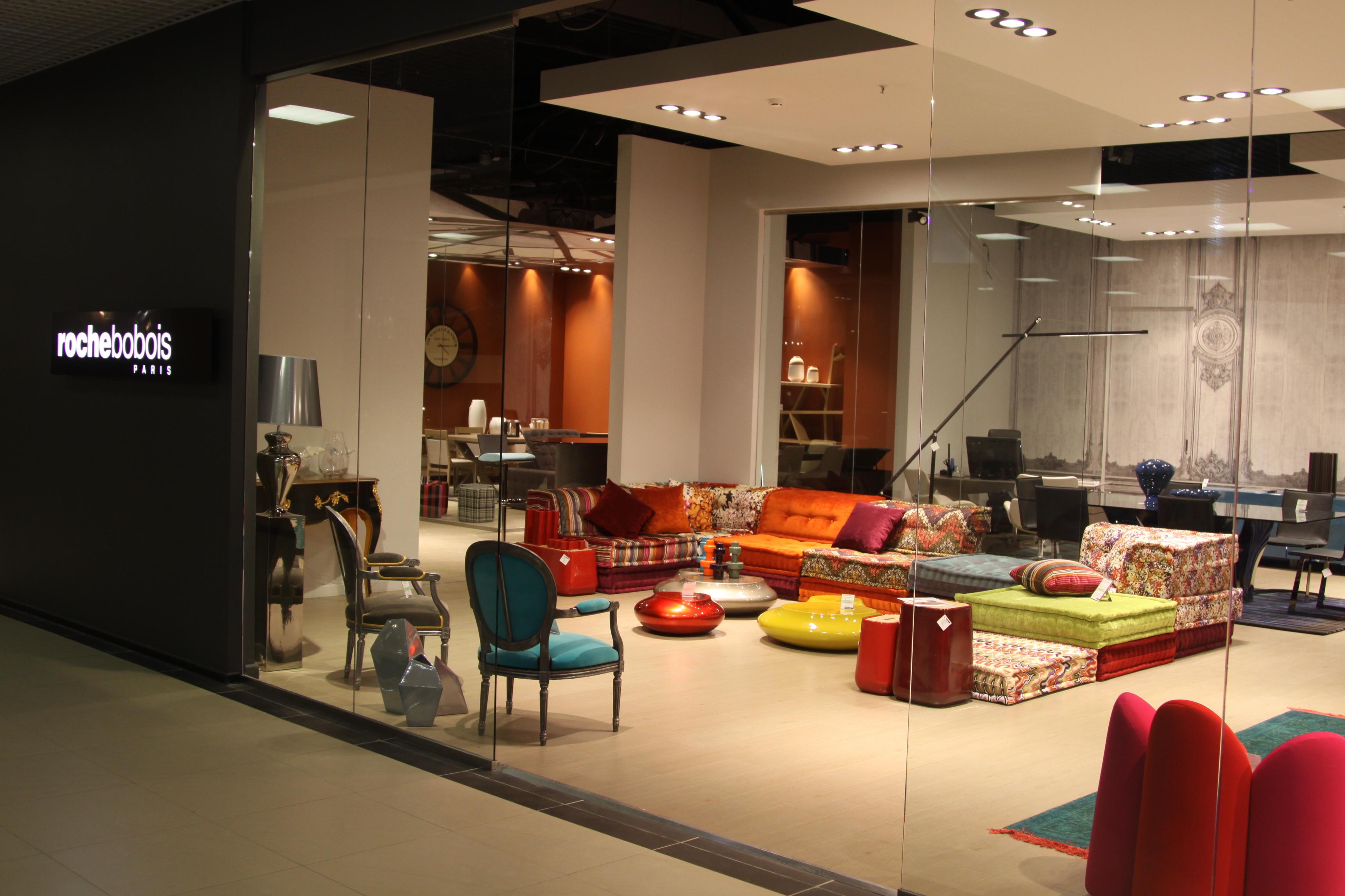 roche bobois se renforce en russie le moci actualit du moci. Black Bedroom Furniture Sets. Home Design Ideas