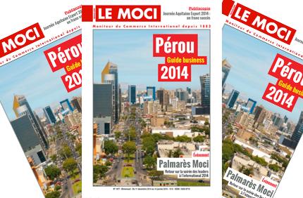 Guide business Pérou 2014-2015 (Moci)