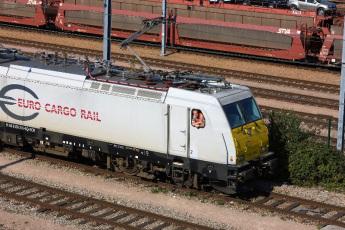 Locomotive Euro Cargo Rail