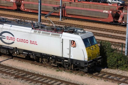 Le premier convoi de fret ferroviaire Chine-Espagne est arrivé à bon port
