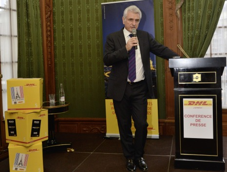 DHL Express France : hausse des exportations de colis