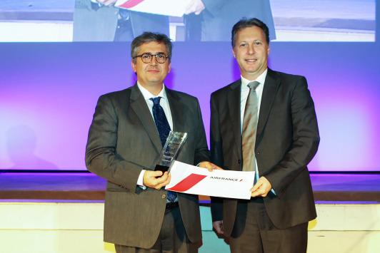 Palmarès Moci : Fresenius Medical Care-Smad reçoit le prix Meilleure Etrangère à l'export :