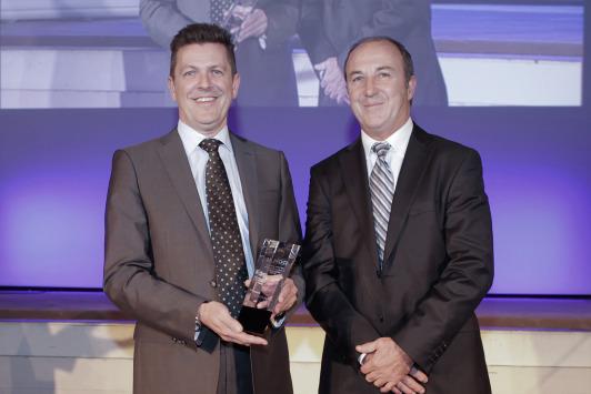 Palmarès Moci : Boccard reçoit le prix Audace Export