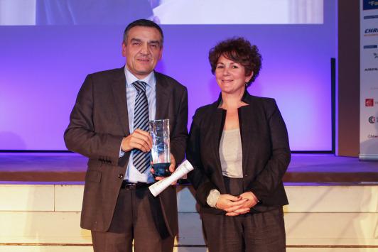Palmarès Moci : Parmentine reçoit le prix Exportateur d'avenir