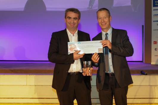 Palmarès Moci : Grégoire Besson reçoit le prix Stratégie Export