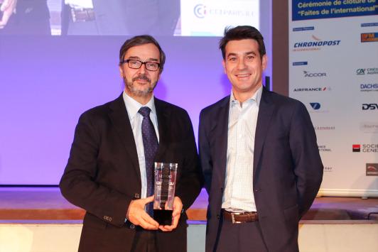 Palmarès Moci : Quimdis reçoit le prix Performance Logistique