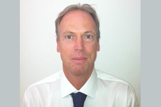 Christian Drenthen, nouveau directeur régional Europe de l'Ouest de DB Schenker Logistics