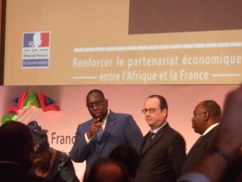 Forum franco-africain : François Hollande confirme l'Afrique comme priorité stratégique