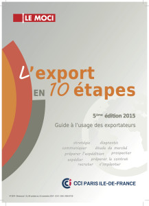 couverture guide export MOCI