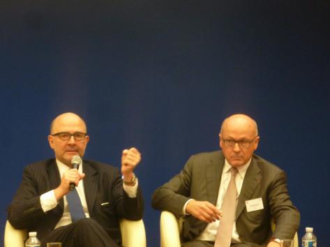 Plan d'investissement Juncker : Pierre Moscovici incite la France à davantage mobiliser ses PME