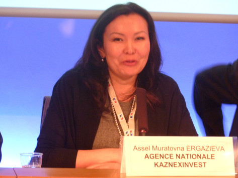 Kazakhstan : la France mobilise ses entreprises pour la visite du président Nazarbaïev