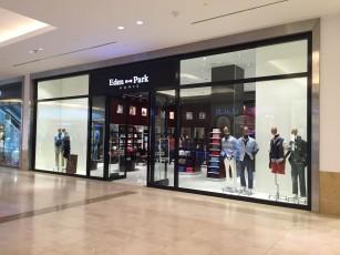 Boutique Eden Park au Yas Mall d'Abu Dhabi