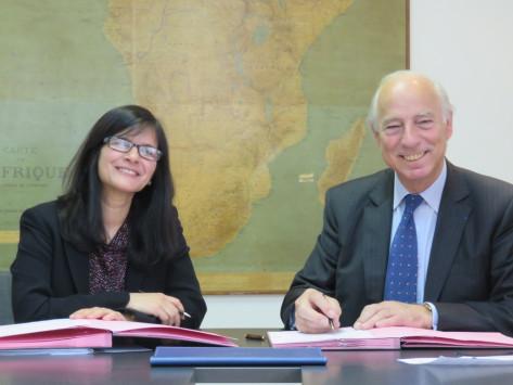 Afrique/formation : le Cian signe avec HEC Paris une convention de partenariat sur le management d'entreprises