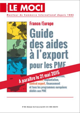 Le guide des aides l 39 export 2015 toutes les cl s en for Banque algerienne du commerce exterieur