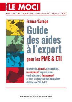 Guide des aides à l'export pour les PME & ETI – édition 2015 (Moci)