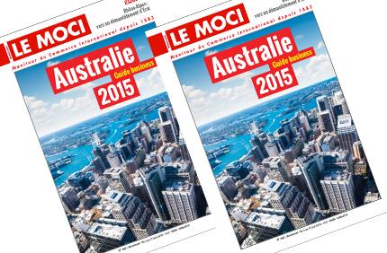 Guide business Australie 2015 (Moci)