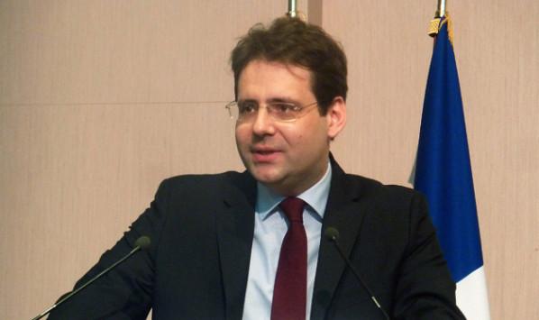 UE/Etats-Unis : Matthias Fekl brandit la menace d'un retrait des négociations du TTIP