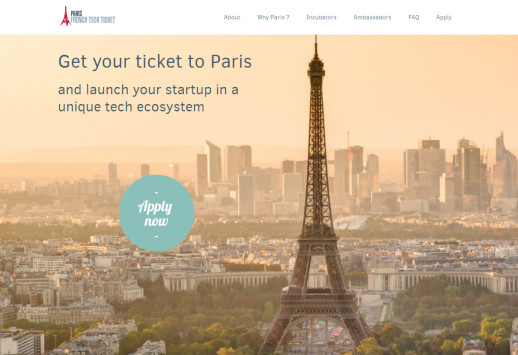 Numérique/French Tech Ticket : 1 372 entrepreneurs du monde entier répondent à l'appel de Paris
