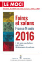 Foires et salons France-Monde 2016