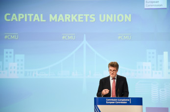 Press conference by Jonathan Hill on Capital Markets Union Action Plan