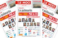 """La 7e édition du """"Palmarès des 1 000 PME & ETI leaders à l'international"""" est parue (Moci)"""