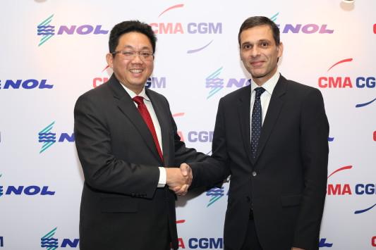 Transport maritime : CMA CGM va acquérir le groupe singapourien Neptune Orient Lines