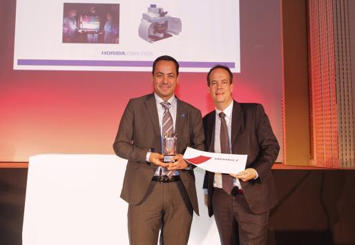 Palmarès Moci : Horiba Jobin Yvon SAS – Prix Meilleure étrangère à l'export 2015