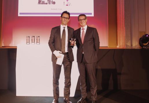 Palmarès Moci : Maesa – Prix Audace export 2015