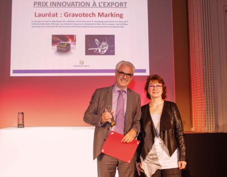 Palmarès Moci : Gravotech – Prix Innovation export 2015
