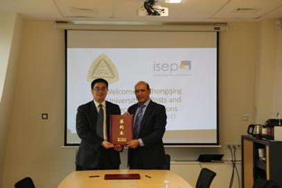 Formation/Doubles-diplômes : l'Isep s'exporte en Chine