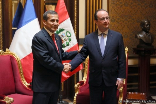 Présidence de la République - M. Etchegoyen
