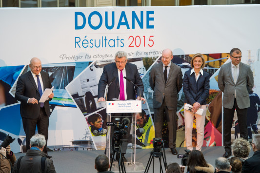 Douane / Bilan 2015 : une année record pour la lutte contre toutes les fraudes