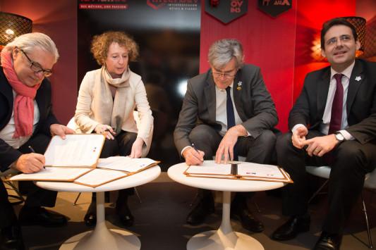 Agroalimentaire / Aides à l'export : S. Le Foll officialise la répartition des rôles entre Business France et Sopexa