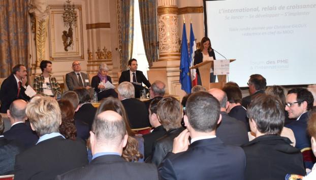 Région / Export : à Lyon, Matthias Fekl souhaite que la feuille de route pour l'export « soit perpétuée »