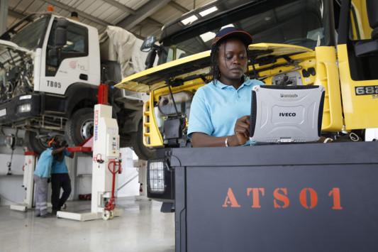 Transport routier / Afrique : ATS s'associe avec AD Poids Lourds