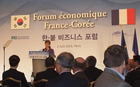 Corée du Sud / innovation : Séoul et Paris veulent s'entendre pour peser au niveau mondial